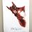 Thumbnail: Red Squirrel Tea Towel