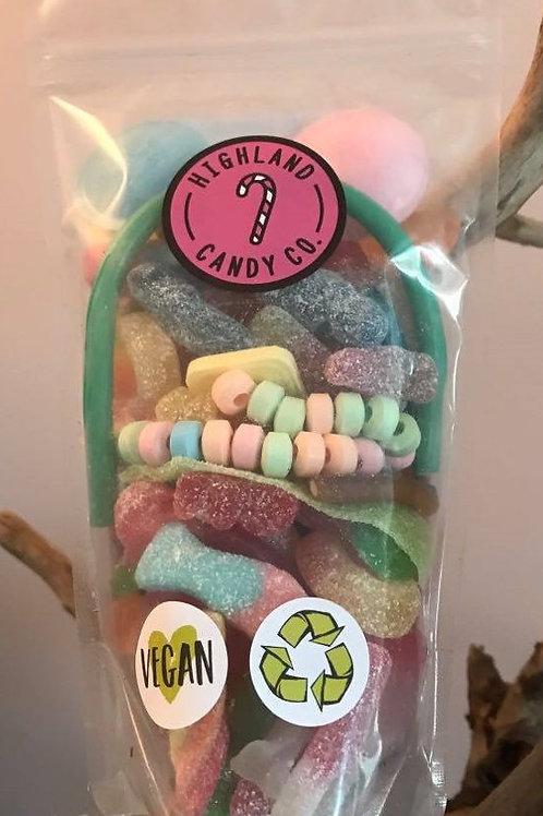 Highland Candy Company Vegan Pick 'n' Mix 400g Bag