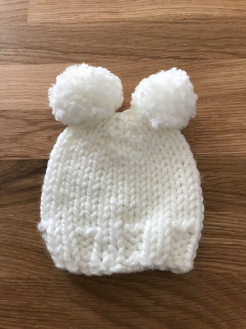 Off-White Baby Hat