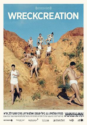 פוסטר WRECKCREATION / WRECKCREATION Poster