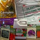 Gardening Tools & Supplies