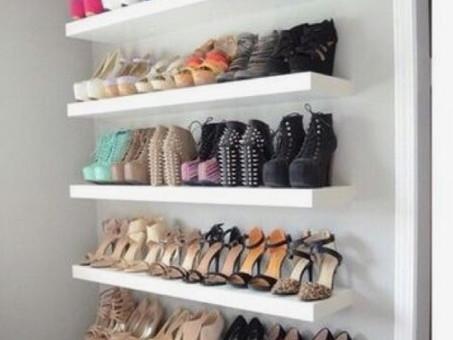 rangement chaussures: il y a des solutions simples et pas chères!