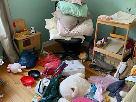 Ma maison est fatiguée et moi aussi !