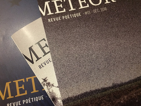 METEOR, la revue !