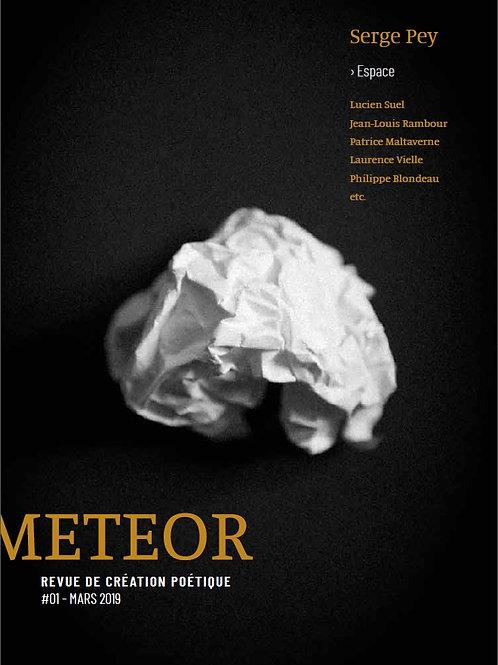 Revue METEOR  #1