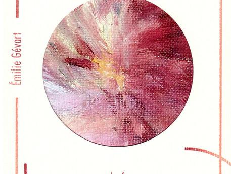 Gésir, recueil de poésie d'Emilie Gévart (sortie le 14 septembre 2018)