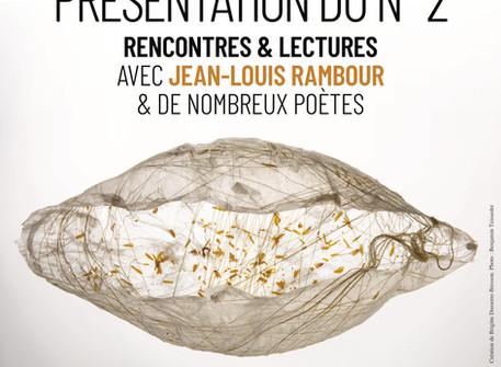 Sortie de la revue METEOR #2 à la Maison du théâtre d'Amiens !