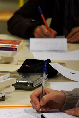 Atelier d'écriture Amiens