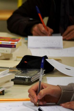 Amiens atelier d'écriture art-thérapie formation Sébastien Kwiek