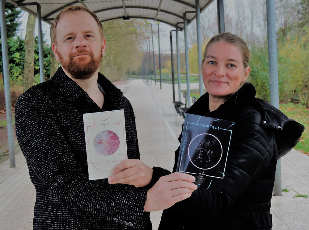 Christophe Dekerpel et Emilie Gévart (Editions La Chouette Imprévue)