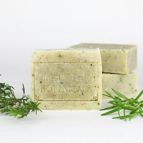 Juniper & Rosemary Soap