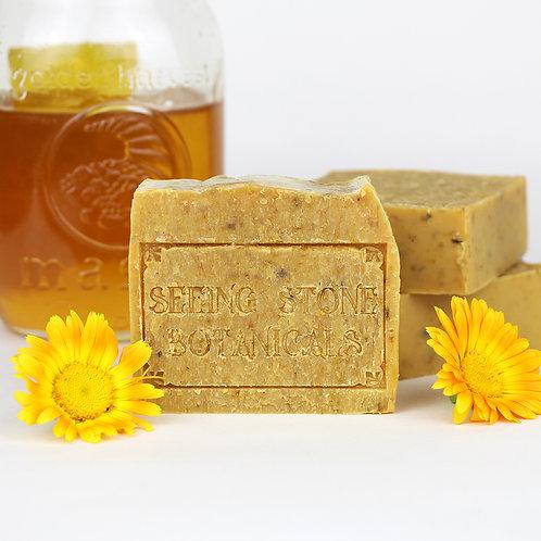 Calendula & Honey Soap