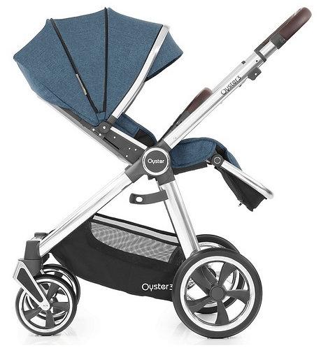 Детская коляска 3 Regatta Mirror Oyster