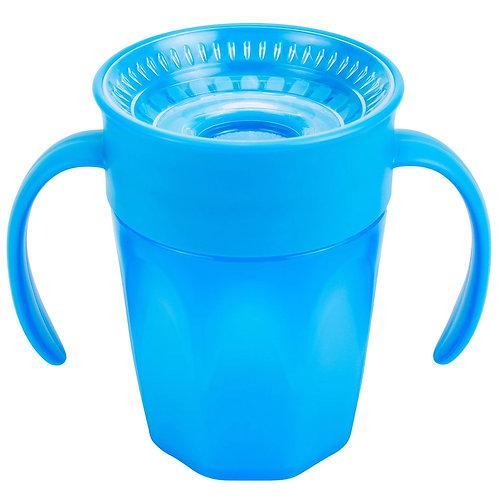 Чашка-непроливайка Cheers 360° с ручками (200 мл) Dr Brown`s