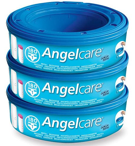 Сменные кассеты для накопителей подгузников Angelcare