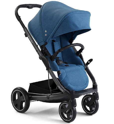 Коляска детская X-Cite Petrol Blue X-Lander