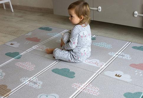 "Складной коврик Sillky Portable ""Облачка"" (200х140х1 см) Parklon"
