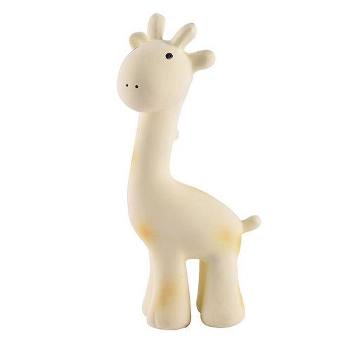 Игрушка из каучука Жираф Tikiri