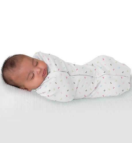 Конверт на молнии Swaddlepod® бантики Summer Infant