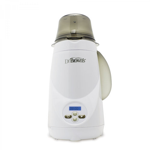 Электрический подогреватель для бутылочек с цифровым управлением DR Brown's