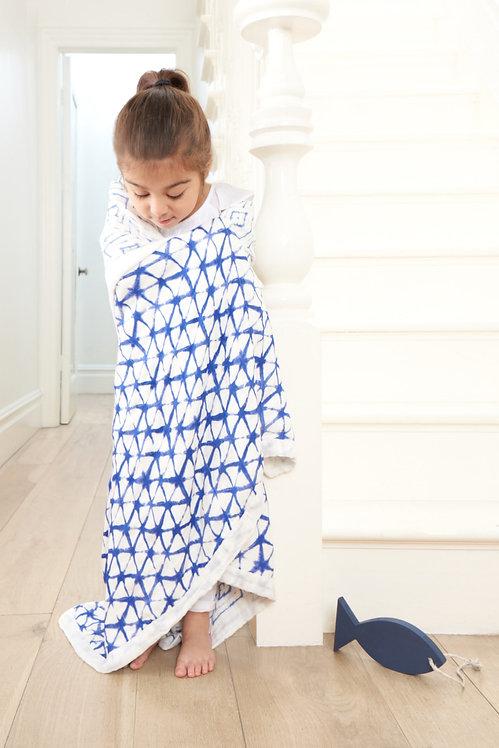 Одеяло из бамбука Indigo Aden Anais