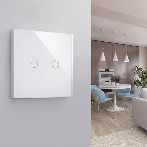 Wi-Fi выключатель двухканальный Rubetek
