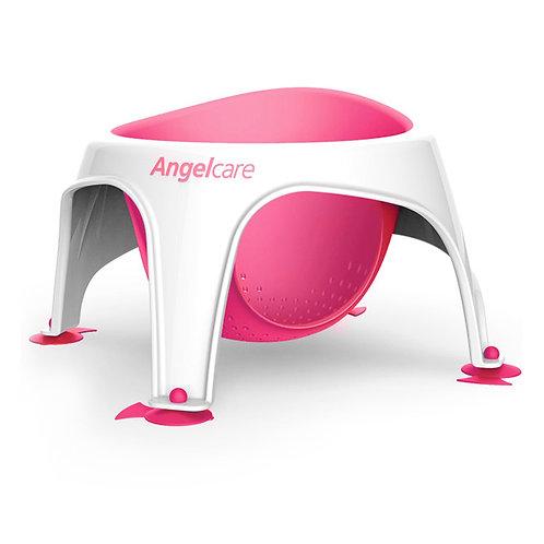 Сиденье для купания розовое Bath Ring Angelcare