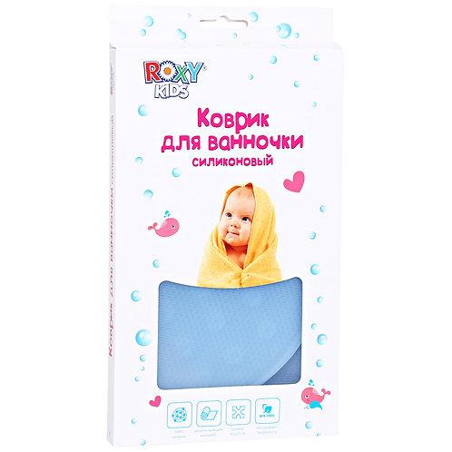 Коврик антискользящий силиконовый для детской ванночки 42х25см ROXY-KIDS