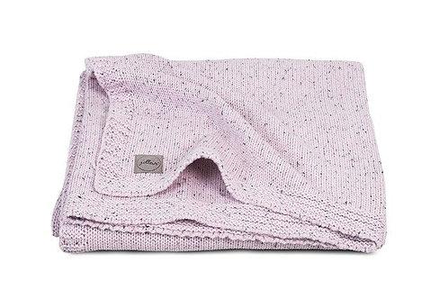 Вязаный плед Confetti knit 100х150 см Jollein