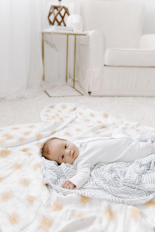 Одеяло из бамбука Golden sun Aden Anais