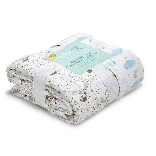 Одеяло для мамы из муслинового хлопка (152см x 183 см) Harry Potter Aden Anais