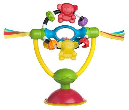Игрушка развивающая погремушка на присоске Playgro