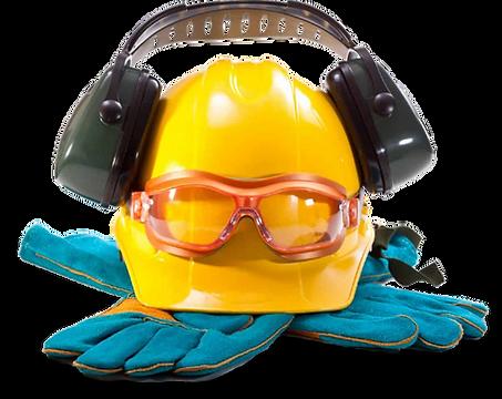 Equipamentos de Segurança no Trabalho