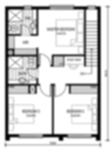 Woodville West Floor Plan 2
