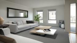 Croydon Park lounge room