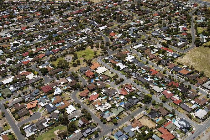 Annual Change In Capitals' Median Prices Restrained