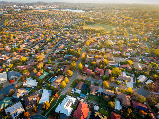 Annual Top 100 Suburbs