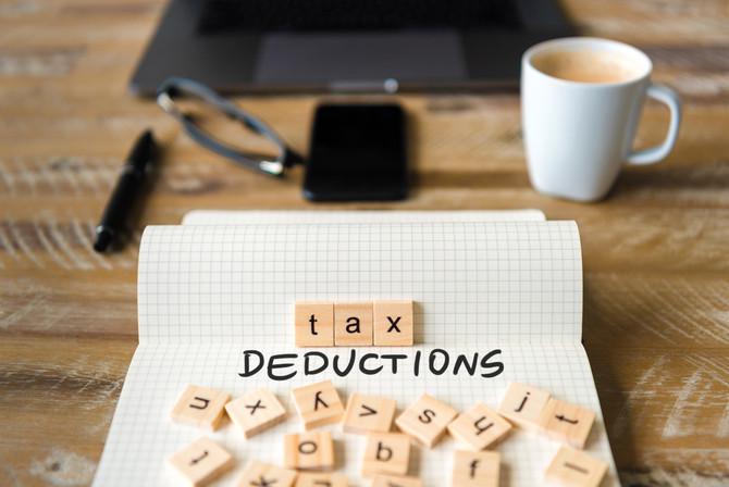 Commonly missed tax deductions
