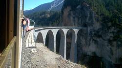 Alvaneu viaduct