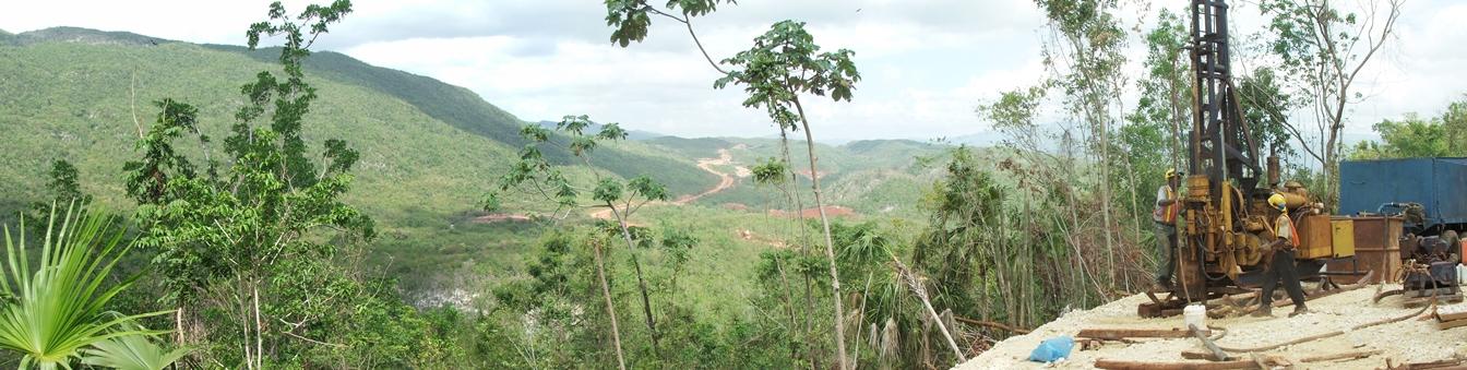 Mine Infrastructure, Jamaica