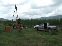 Site Investigation Drilling, Jamaica