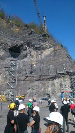 Walenstadt Testing Quarry