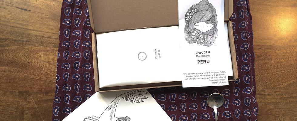 Réédition Episode 17 - PERU - Specialty coffee training box