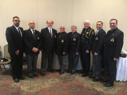 J and C and Fredericton Chaplains