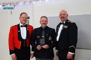 Chaplain Tom McCullagh Leadership Award