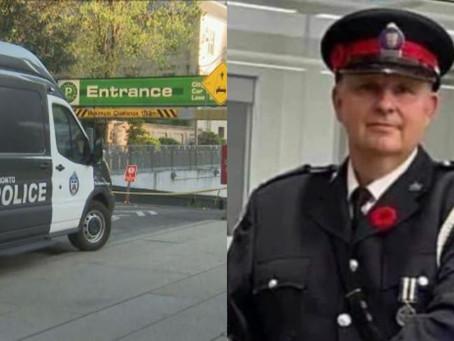 Tragic Death of Toronto PS Chaplain Jeffrey Northrup