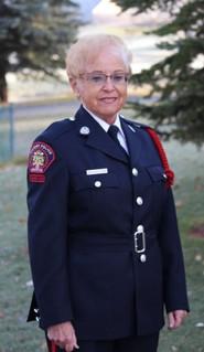 Calgary PS Chaplain Miriam Mollering