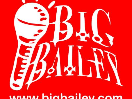Catch Big Bailey on Round Here Radio's Brotha Trav presents Hidden Gems