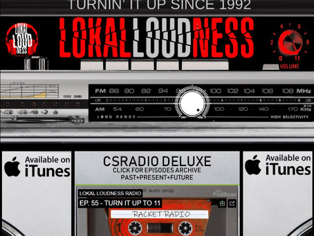 "LISTEN to BiG Bailey's ""Never Quit On Your Dreams"" on Lokal Loudness Radio"