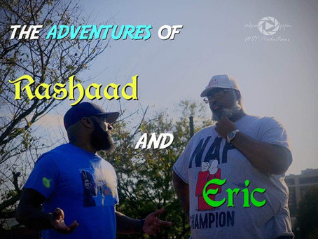 WATCH The Adventures of Rashaad and Eric starring Big Bailey